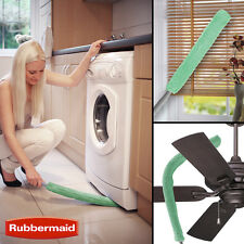 Rubbermaid Flexi-Wand Microfiber Duster High Reach Home Cleaning Kit Ceiling Fan