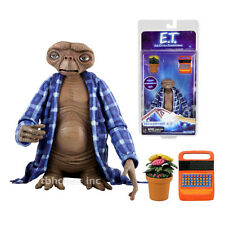 "5"" E.T figure TELEPATHIC the EXTRA-TERRESTRIAL et alien NECA movie SERIES 2 2012"