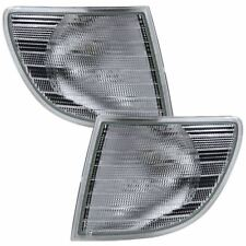 MERCEDES-BENZ VITO W638 CORNER INDICATOR LIGHT LAMP PAIR CLEAR 1998-2004