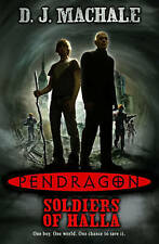 The Soldiers of Halla (Pendragon)-ExLibrary