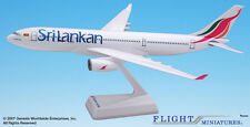 Flight Miniatures SriLankan Airlines 1999 Airbus A330-200 1:200 Scale