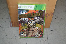 Borderlands 2 Xbox 360 NEW