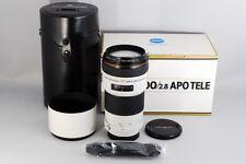 TOP MINT Minolta Hight Speed AF APO 80-200mm F/2.8 G from jpan #701