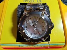 Invicta Men's Unique F0007S Reserve Silver Dial Stainless Steel Watch