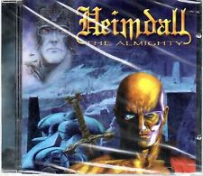 Heimdall -  The Almighty SCARLET 2002  EU Audio CD Sealed $2.99 Ship