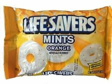 Life Savers Orange Mints Hard Candy Individually Wrapped 13 oz bag