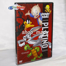 Looney Tunes Platinum Collection Volume 2 DVD Región 1 Y 4, Audio Español