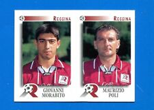 CALCIATORI PANINI 1997-98 Figurina-Sticker n. 549 - MORABITO-POLI REGGINA-New