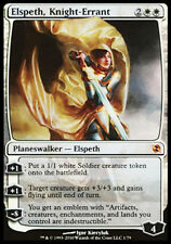 MAGIC Elspeth, chevalière errante Elspeth vs Tezzeret VF NEARMINT *FOIL*