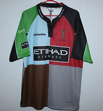 Harlequins England Rugby Union jersey size XL