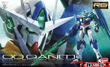 00 QAN[T] Qant Gundam 00 RG 21 Real Grade 1/144 Model Figure Bandai Japan