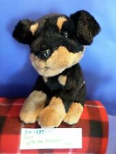 Russ Spike the Rottwieler Puppy plush(310-1537)