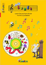 Jolly Phonics Songs by Jolly Learning   Book & CD (1st class post)