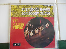 ROCK N ROLL THE ROLLING STONES DECCA SERIE HIT PARADE