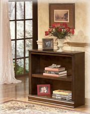 Ashley Furniture Small Bookcase Hamlyn Medium Brown H527-15 Bookcase NEW