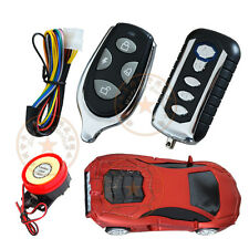 two way motorcycle alarm with remote start function,LCD remote vibration warning