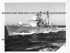 La142 - Royal Navy Warship - HMS Exeter D89 - photo 10x8