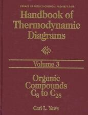 Handbook of Thermodynamic Diagrams: Organic Compounds C8 to C28-ExLibrary