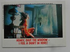 1988 Topps FRIGHT FLICKS Horror Movies Trading Card #43 ~ POLTERGEIST