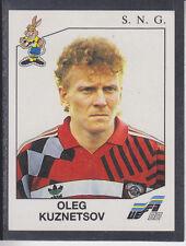 Panini - Euro 92 - # 174 Oleg Kuznetsov - S.N.G.