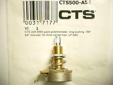 CTS-Poti per LP 10mm Potenziometro 500 kOhm, A registro