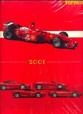 Ferrari 2001 - OFFICIAL YEARBOOK - NEW AND SHRINKWRAPPED