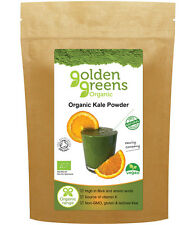 Golden Greens® Organic Kale Powder 250g - A Superfood with Passion™