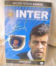 INTER La Collezione Delle Spille Ufficiali 2006/2007 WALTER ADRIAN SAMUEL (8)