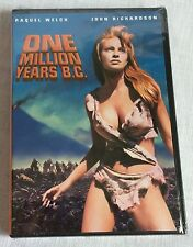 One Million Years B. C. Raquel Welch DVD 2004 New Sealed