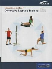 NASM Essentials of Corrective Exercise Training by National Academy of Sports...