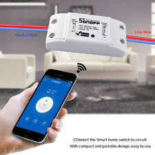 Smart Home WiFi Remote Timing Switch Support Apple Android Wireless Control
