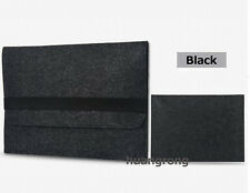 """Wool Laptop Notebook Sleeve Case bag 5 For 13"""" inch 13.3"""" Apple MacBook Pro/Air"""