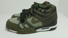 Nike Air Trainer III 3 Jade Stone Camo 705426-300 Men's Shoes Size 8