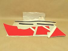 NOS New Yamaha 1986 FZ600 Side Fairing Cowling Decal Graphic Set 2AX-2836W-50