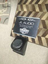 Hard Rock Park Jl Audio Maximum Rpm Wall Sign Ride Speaker Prop Rare Only Chance