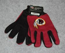 CHILDRENS/YOUTH WASHINGTON REDSKINS ALL PURPOSE/UTILITY WORK GLOVES 4-7 YEARS