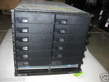 IBM Flex System Enterprise Chassis w/ 6X2500W PSU - 10U, 2 xEthernet Sw,2x FC Sw