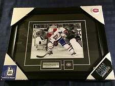 Brendan Gallagher #11 Action Montreal Canadiens unsigned Frame Cadre NHL photo