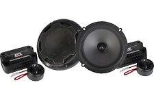 "MTX MTX Thunder61 Thunder Axe Series 6-1/2"" 2-way component speaker system"