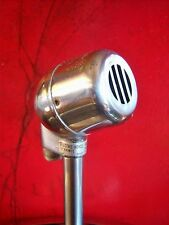 Vintage 1940's Electro Voice 605 dynamic microphone harp old used antique works
