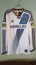 LA GALAXY JERSEY LONG SLEEVE