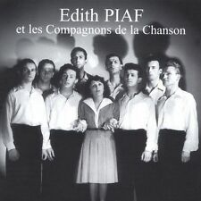 FREE US SH (int'l sh=$0-$3) NEW CD Piaf, Edith: Et Les Compagnons De La Chanson