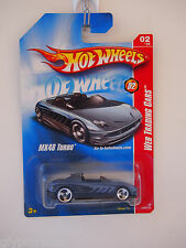 HOT WHEELS 2007 ISSUE MX48 TURBO WEB TRADING CARDS