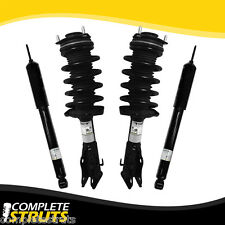 06-11 Honda Civic Coupe Quick Complete Struts w/ Coil Springs & Shocks Set x4