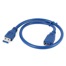 USB 3.0 A Male to Female Verlaengerung Data Sync Transfer Kabel Datenkabel GY