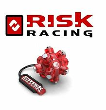 Risk Racing Magnetic LED Mini Mine Light Bobber Cruiser Motorcycle Suzuki