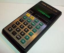 CANON PALMTRONIC LD-10M  calcolatrice  del 1976