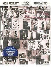 "ROLLING STONES ""Exile on Main Street"" Audio BLUray sealed high fidelity"