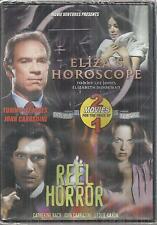 Eliza's Horoscope/Reel Horror 2 DVD Set New Tommy Lee Jones, John Carradine