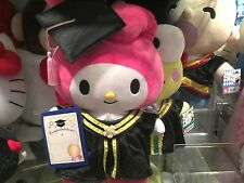 New 2015 Sanrio MY MELODY Graduation Plush Doll - 15 inches Height